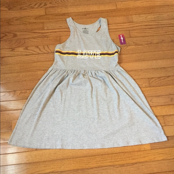 Bella and Birdie Other - New Girl's Cotton Summer Dress - XL